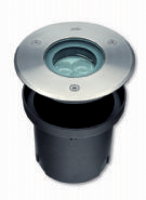 Hydrofloor Mini Submersible Luminaires PUK Surface Mounted Fitting