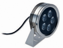 Hydroscuba Medium Submersible Luminaires PUK Surface Mounted Fitting
