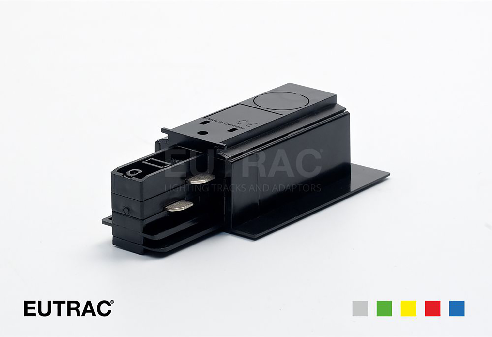 3 Circuit Recessed Tracks And Accessories Eutrac Triple Circuit Track With Data