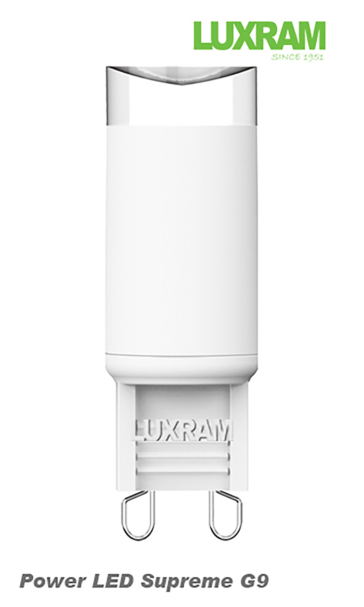 Higher Power LED LED Lamps Luxram Capsule