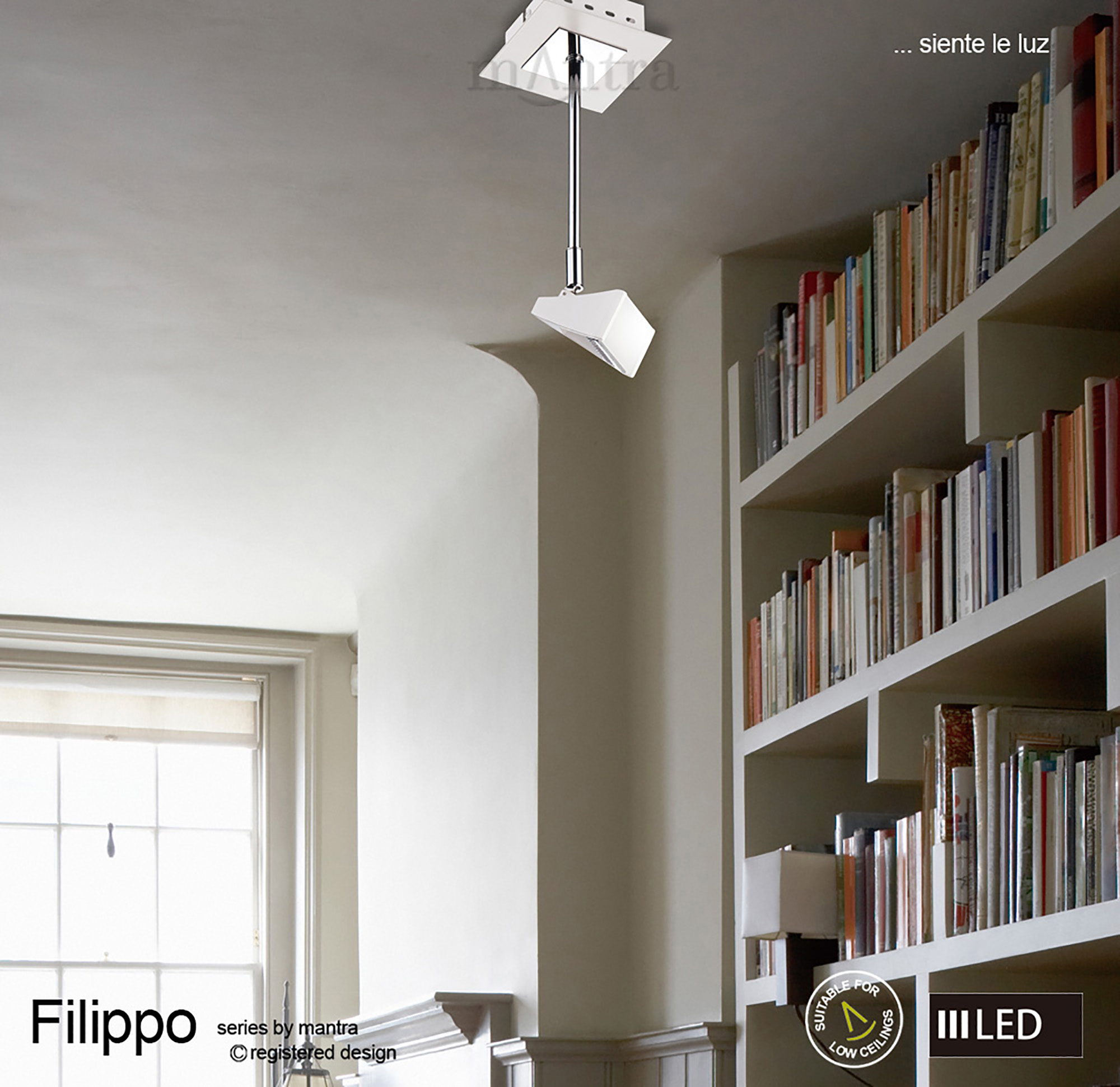 Filippo Ceiling Lights Mantra Surface Spot Lights