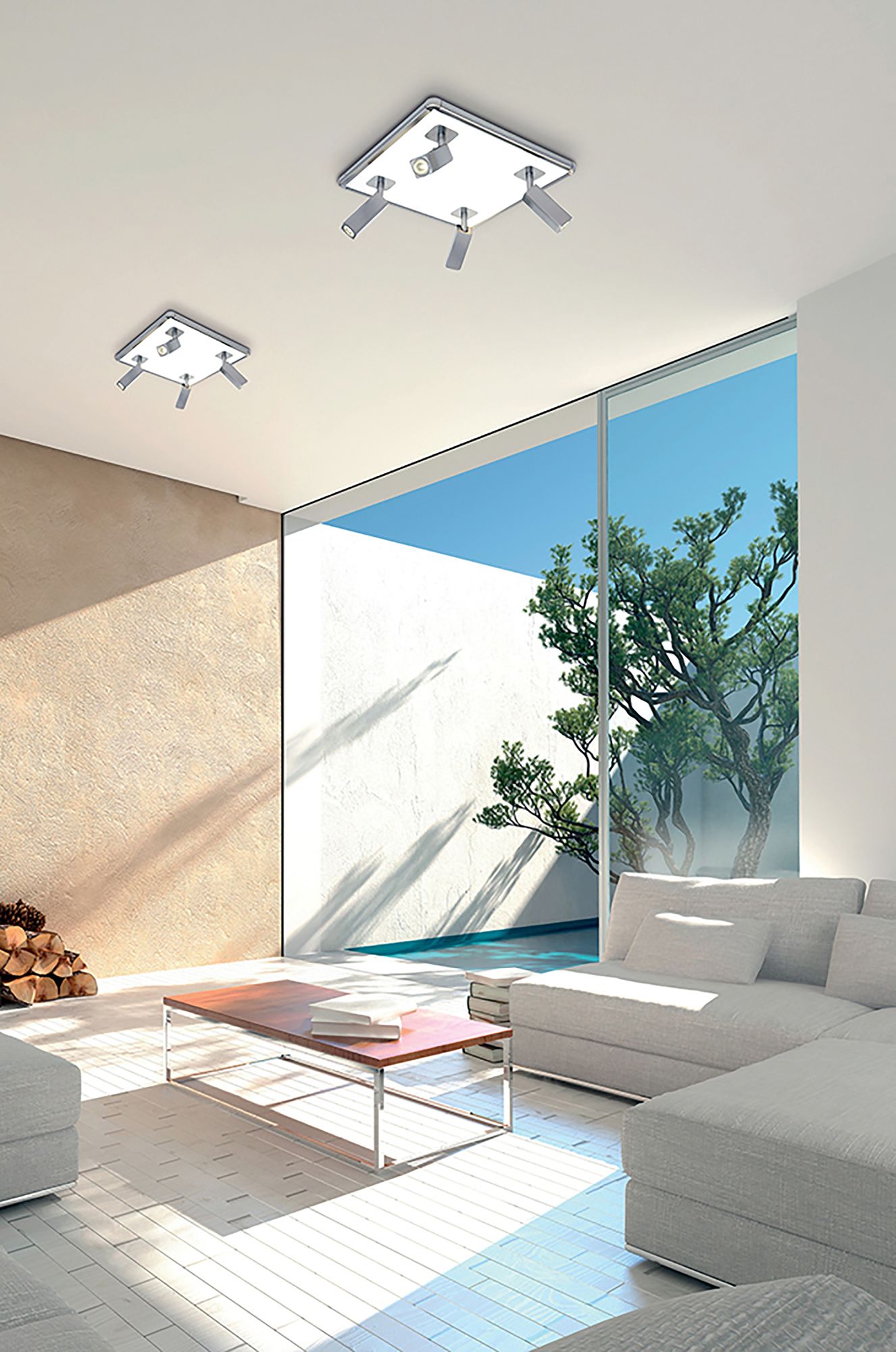 Ibiza Wall Lights Mantra Contemporary Wall Lights