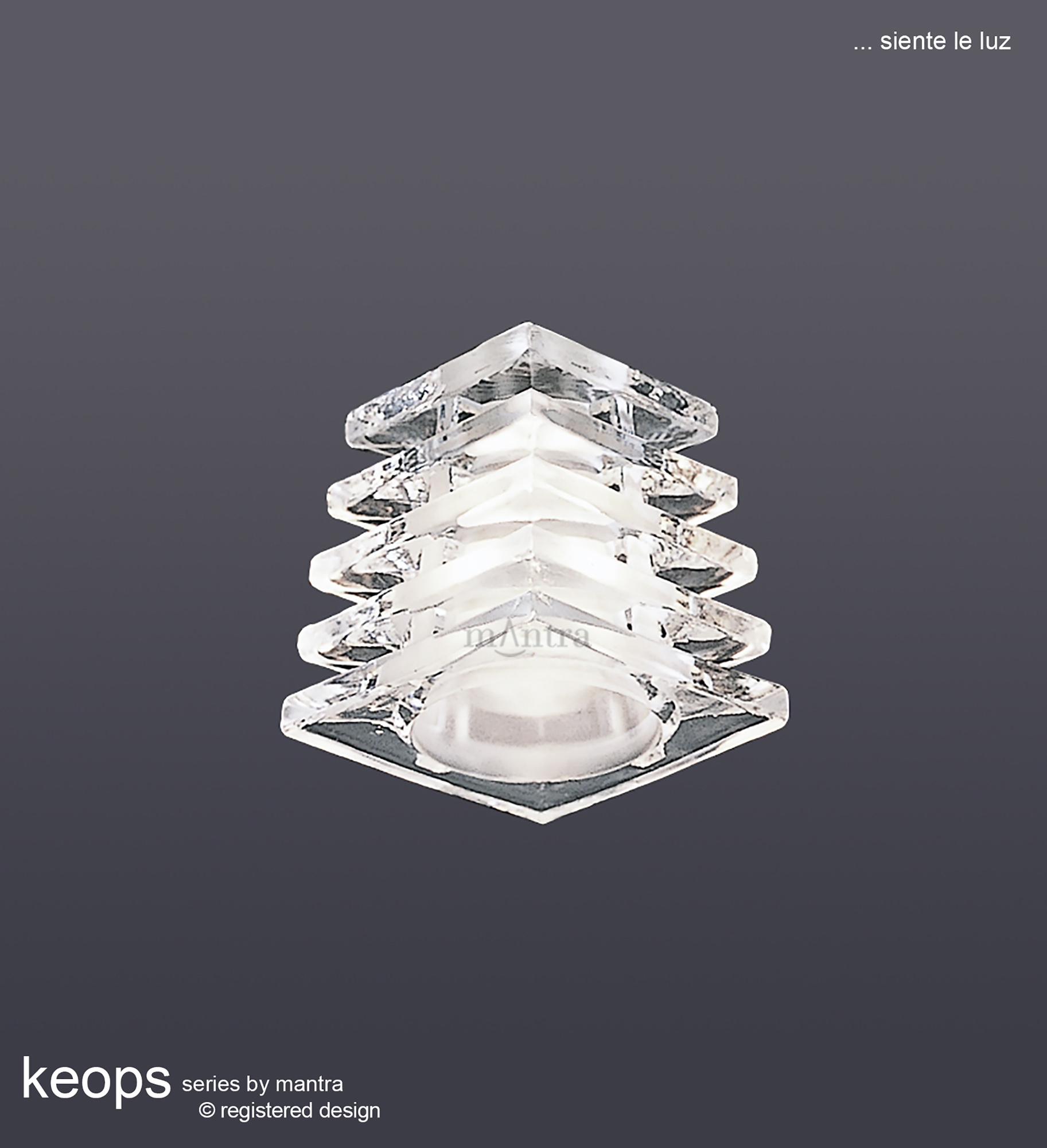 Keops Ceiling Lights Mantra Contemporary Ceiling Lights