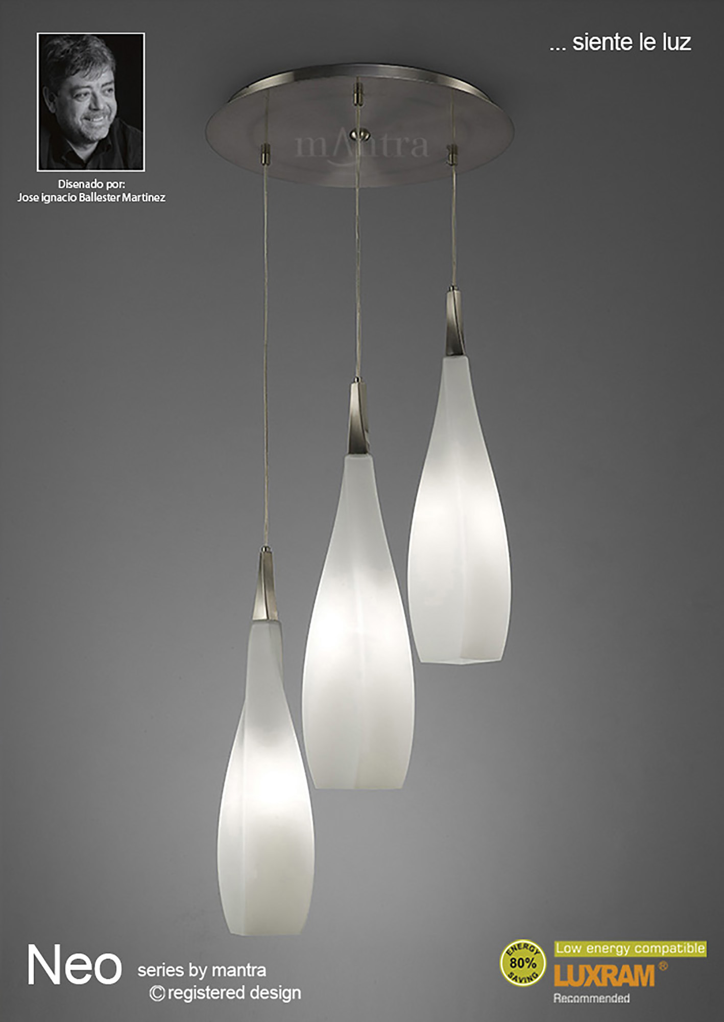 Neo Ceiling Lights Mantra Multiple Pendant