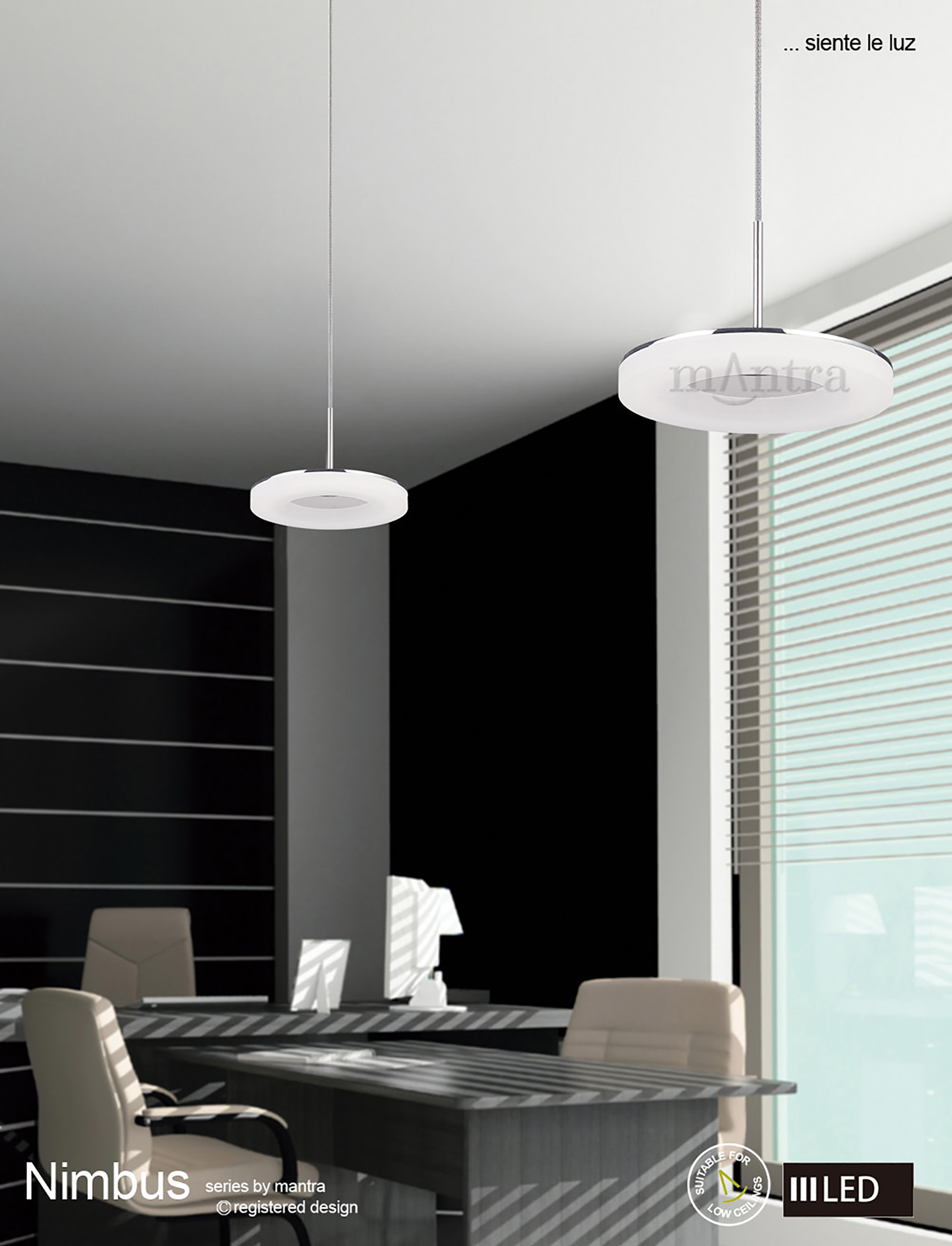 Nimbus Ceiling Lights Mantra Surface Spot Lights