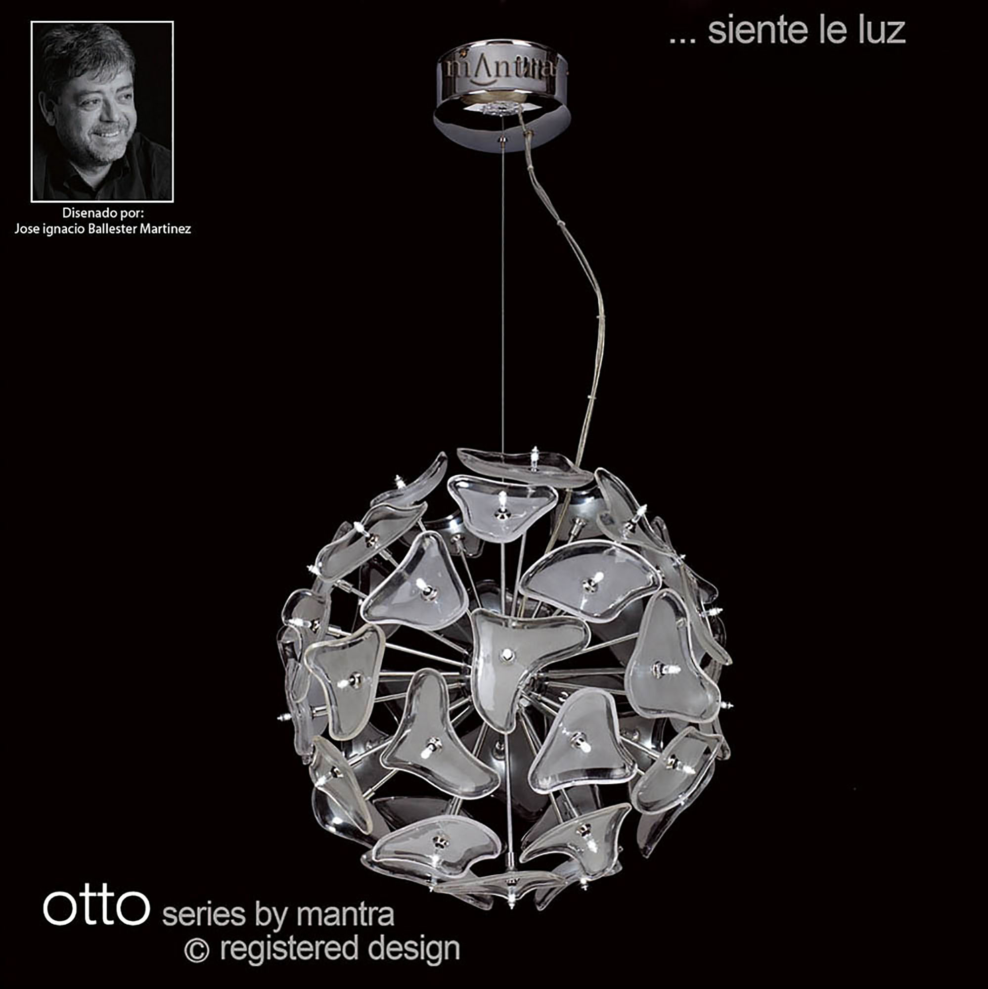 Otto Ceiling Lights Mantra Modern Ceiling Lights