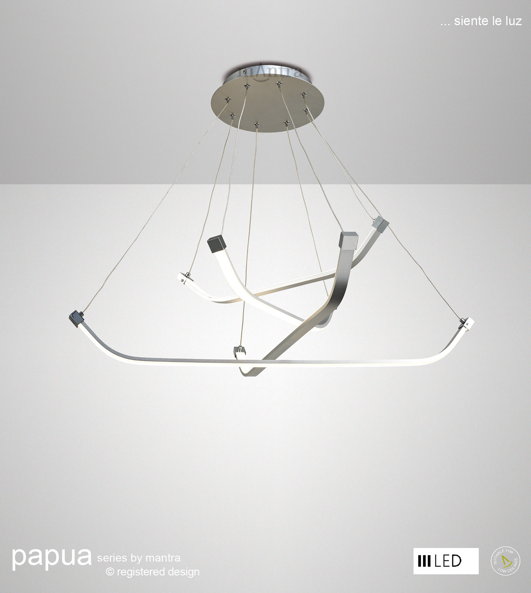 Papua Ceiling Lights Mantra Modern Ceiling Lights