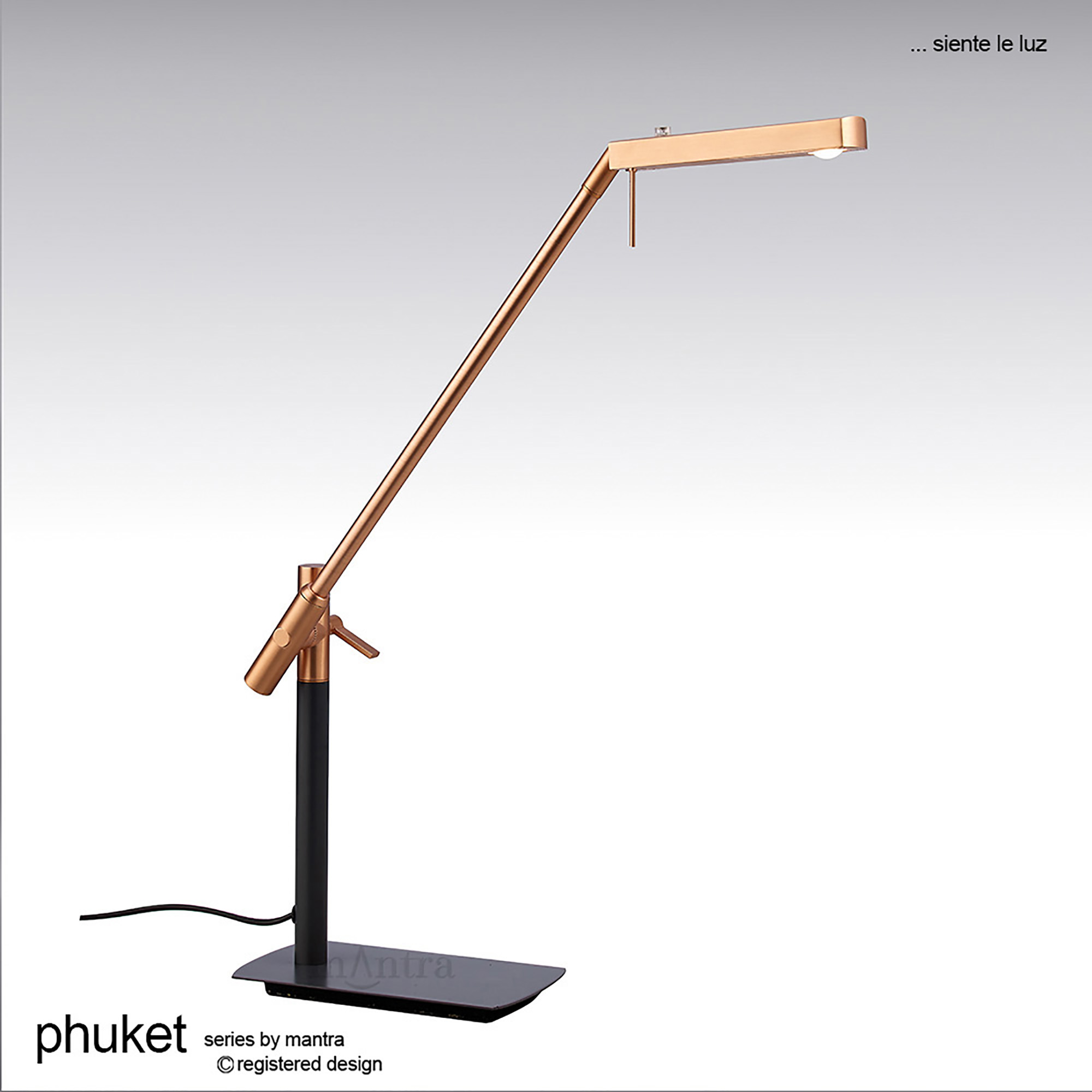Phuket CP_AN Floor Lamps Mantra Contemporary Floor Lamps