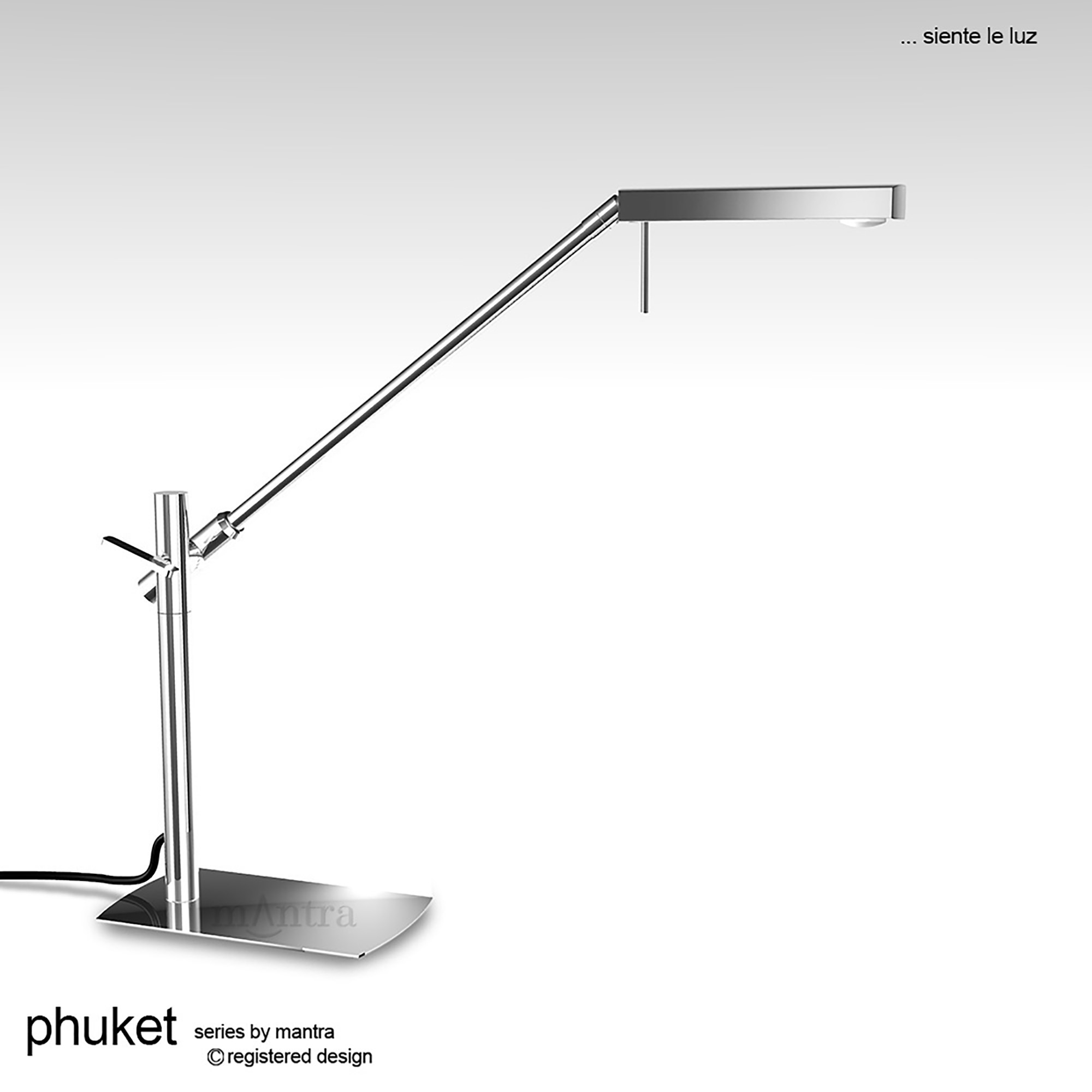 Phuket PC Floor Lamps Mantra Contemporary Floor Lamps