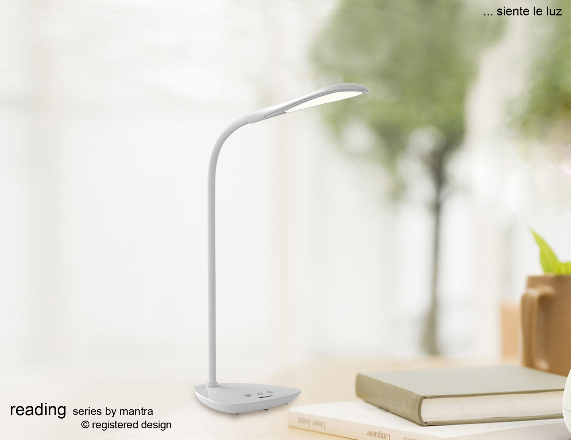 Reading Table Lamps Mantra Fusion Desk Lamp