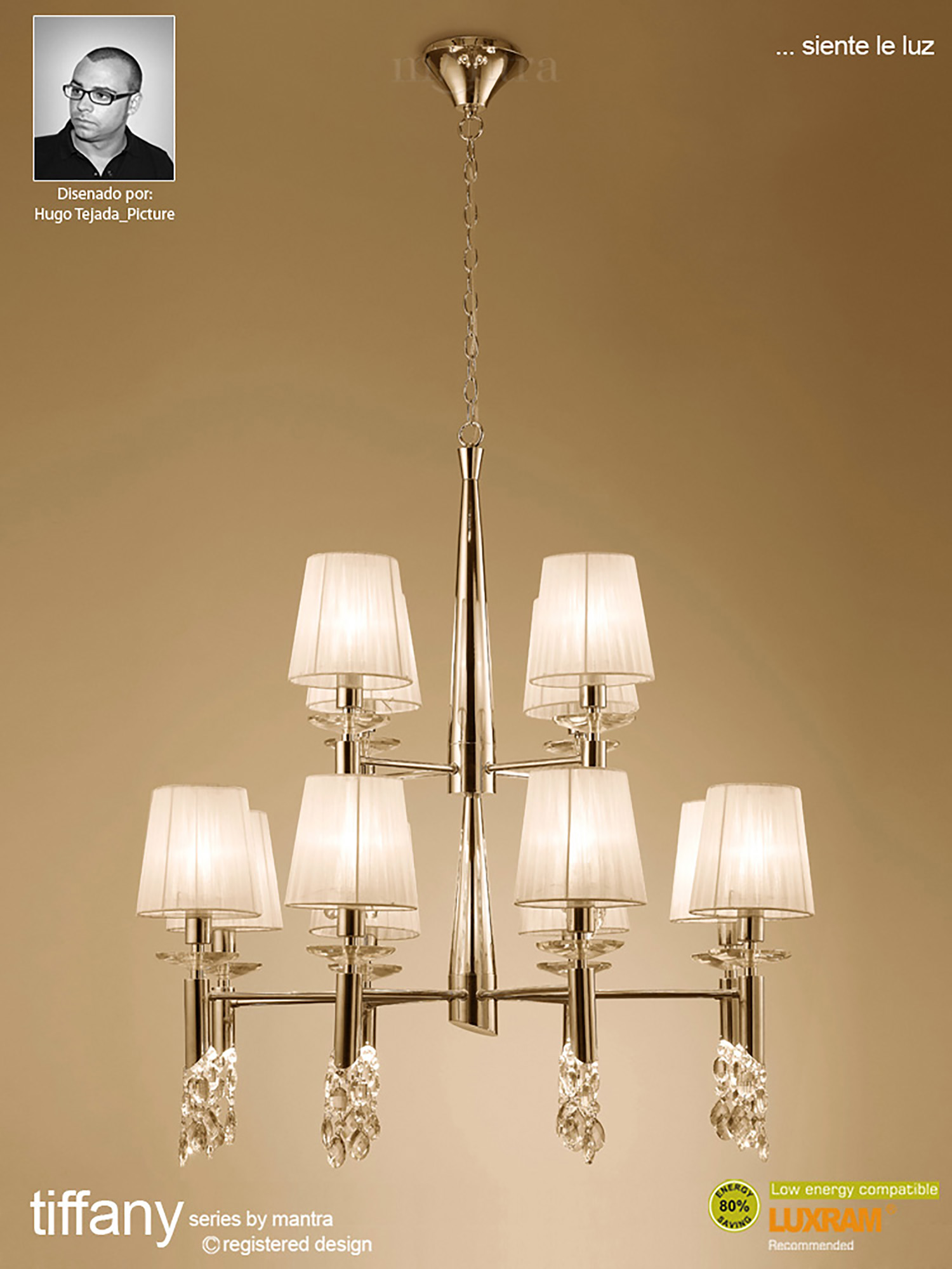 Tiffany FG Crystal Table Lamps Mantra Contemporary Crystal Table Lamps