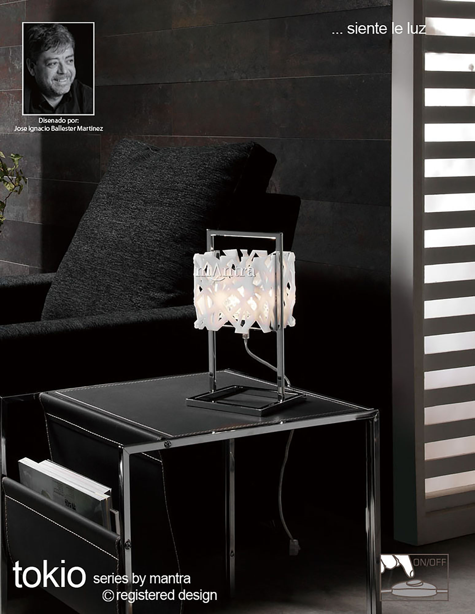 Tokio Table Lamps Mantra Modern Table Lamps