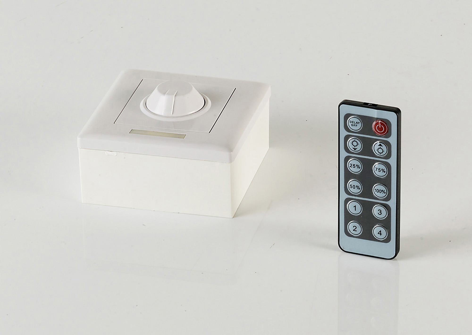 LED Strips Controllers Techtouch Dimming Controls