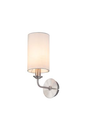 Banyan SN WH Wall Lights Deco Contemporary Wall Lights
