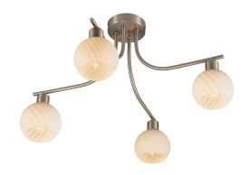 Carmen Ceiling Lights Deco Contemporary Ceiling Lights