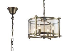 Nolan Ceiling Lights Deco Lantern Ranges
