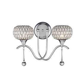 Chelsie Wall Lights Diyas Modern Wall Lights