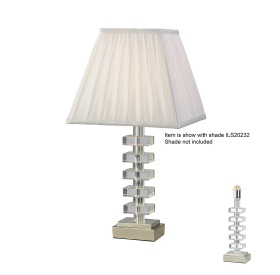 Dusit Crystal Table Lamps Diyas Contemporary Crystal Table Lamps