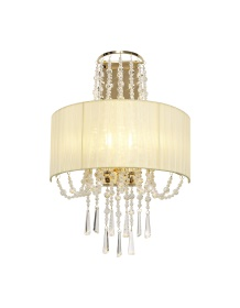 Freida Crystal Wall Lights Diyas Modern Crystal Wall Lights