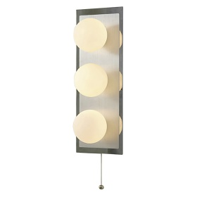 Globe Bathroom Lights Diyas Bathroom Wall Lights