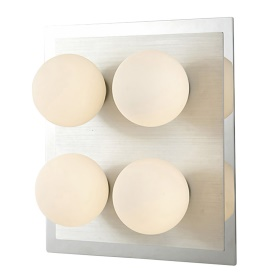 Globe Bathroom Lights Diyas Flush Fittings