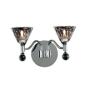 Neptune Wall Lights Diyas Modern Wall Lights
