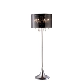 Trace Crystal Floor Lamps Diyas Modern Crystal Floor Lamps