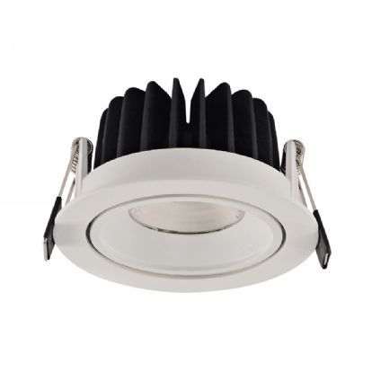 Beck A 10 Recessed Ceiling Luminaires Dlux Round Recess Ceiling