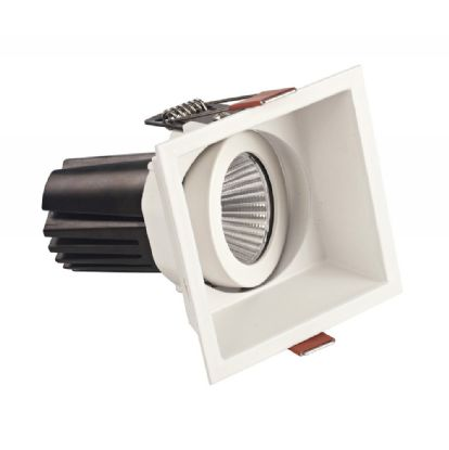 Box 12 Recessed Ceiling Luminaires Dlux Square/Rectangular Recess Ceiling