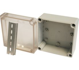 DN ABS Enclosure Conduit & Enclosures Hylec Enclosures & Cable Glands