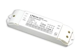 TD-25-200-900-EFP1  Triac/ELV Push Dim PWM 2-25W 45V 200-900mA Constant Current Dimmable Driver, IP44.