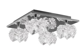 Artic Ceiling Lights Mantra Flush Fittings