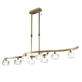 Cuadrax AB Ceiling Lights Mantra Contemporary Ceiling Lights