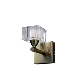 Cuadrax AB Wall Lights Mantra Contemporary Wall Lights