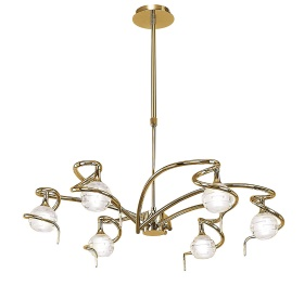 Dali PB Ceiling Lights Mantra Contemporary Ceiling Lights