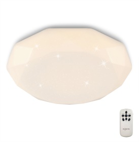 Diamante Ceiling Lights Mantra Flush Fittings