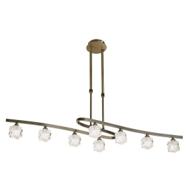 Ice AB Ceiling Lights Mantra Contemporary Ceiling Lights