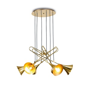 Jazz Oro Ceiling Lights Mantra Modern Ceiling Lights