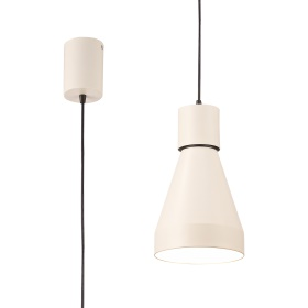 Kos E27 Ceiling Lights Mantra Fusion Single Pendant