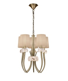 Loewe AB Ceiling Lights Mantra Contemporary Ceiling Lights