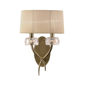 Loewe AB Wall Lights Mantra Contemporary Wall Lights