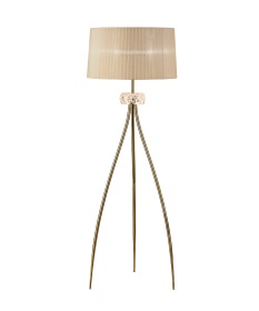 Loewe AB Floor Lamps Mantra Contemporary Floor Lamps