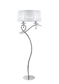 Louise Floor Lamps Mantra Contemporary Floor Lamps