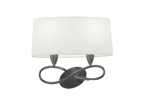 Lua Wall Lights Mantra Contemporary Wall Lights