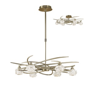 Maremagnum AB Ceiling Lights Mantra Contemporary Ceiling Lights