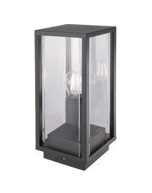 M6490  Meribel Pedestal Lamp 1 Light IP54