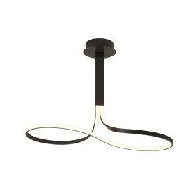 Nur Brown Oxide Ceiling Lights Mantra Contemporary Ceiling Lights