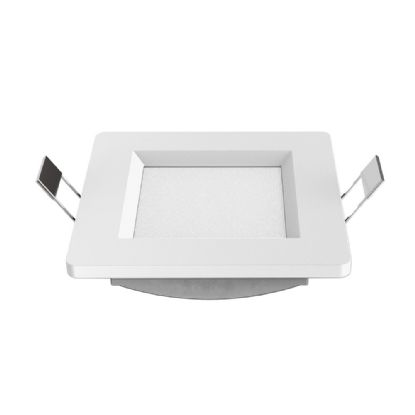 Intego Ultra-slim Recessed Ceiling Luminaires Techtouch Square/Rectangular Recess Ceiling