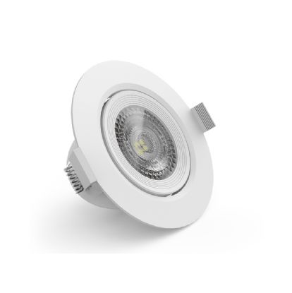 Intego Spot ß2 Supervision Recessed Ceiling Luminaires Techtouch Round Recess Ceiling
