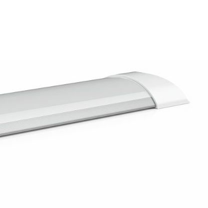 Linesta Flat Ecovision Indoor Surface Mounted Luminaires Techtouch Unidirectional Surface Mount